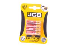 Baterie-JCB-R03-4B/AAA