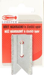 Nůž náhradní 50mm/2ks k čističi spár