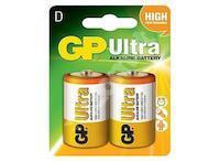 Baterie GP 13AU LR20 D blistr