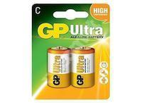 Baterie GP 14AU LR14 C blistr