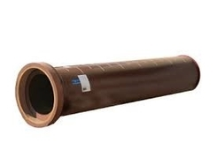 Trouba kameninová pr. 120 mm délka 1m (starší výroba)