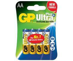 Baterie GP 15AUP LR6 AA blistr