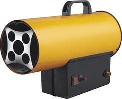 Topidlo - ohřívač plynový FOX-15, max. 15KW  (vč.hadice a regulátoru)