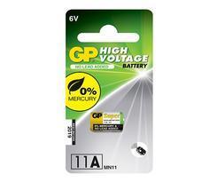 Baterie alkalická speciální GP 11A