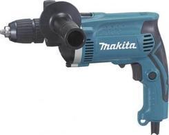 Vrtačka příklepová HP1631K rychloskl.1,5-13mm, 710W kufr  Makita