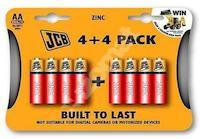 Baterie-JCB-R06-8B/AA