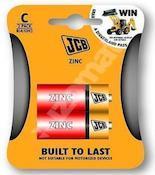Baterie-JCB-R14-2B/C - doprodej