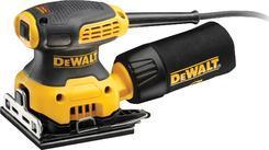 Vibrační pěstní bruska DWE6411-QS 230W, 140x115mm, 1,6kg Dewalt