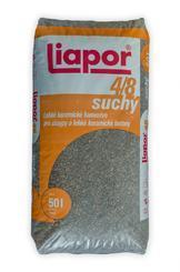 LIAPOR zrnitost 4-8mm/350, pytlov. 50L