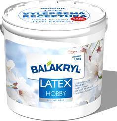 Balakryl Latex Hobby 10kg