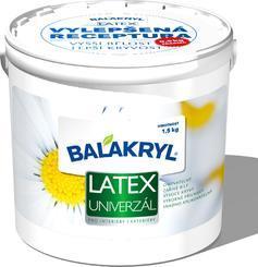 Balakryl Latex univerzální 10kg