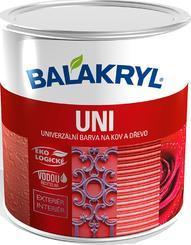 Balakryl UNI Lesk 0225 L 0,7 hnědý sv.