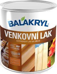 Balakryl Venkovní lak lesk (0,7kg)