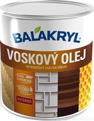 Balakryl voskový olej dub přír. 0,75l
