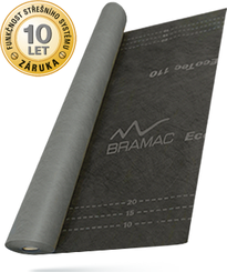 Difuzní fólie Bramac EcoTec 110