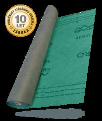 Difuzní fólie BRAMAC PRO Resistant (75m2/role)