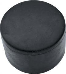 Čepicka PVC 48mm, černá