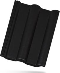 Classic PP AERLOX taška základní 1/1 břidlicově černá