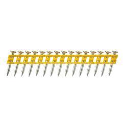 Hřebíky STD do betonu 40x2,6mm, 15 hřebíků na pásce, 1005ks/bal  Dewalt