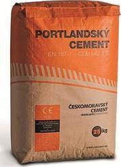 Portlandský cement CEM I 42,5 R 25kg