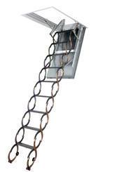 Protipožární půdní schody LSF Fakro 60x90/300