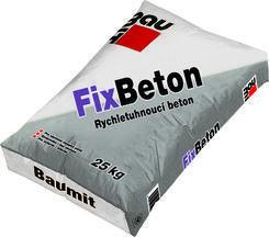 Baumit FixBeton - rychletuhnoucí beton 25 kg