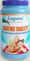 Laguna Quatro tablety + 50% zdarma ( bal 1,6kg )