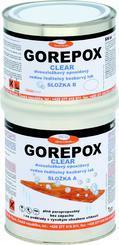 GOREPOX CLEAR G set 1kg lesklý vodou řed. epoxid. lak