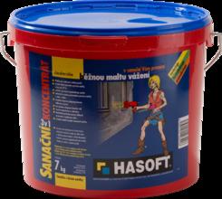 Hasoft - sanační koncentrát 3v1 7kg