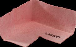 Vnitřní roh 110x110mm profi červený VNIR PC