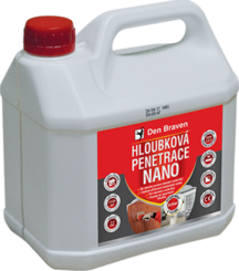 Hloubková penetrace Nano 3l DBR