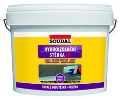 Hydroizolační stěrka 1K 15kg
