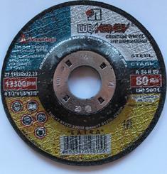Kotouč řezný kov 115 x 6 x 22,2 kov AS30R