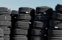 ACO Kabuflex (Kabuprotect) R DN 40 chránička PE-HD (562.10.040) černá