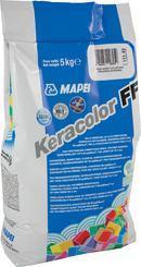 Keracolor FF 111 ALU 5kg stříbrošedá