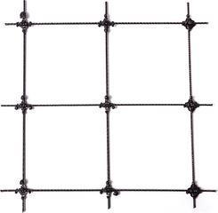 Kompozitní síť 3,0mm (100x100mm), deska O,75x3m (2,25 m2) BFRP čedič.vlákna