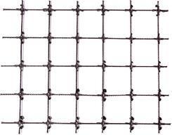Kompozitní síť 2,2mm (50x50mm), deska O,80x3m (2,4 m2) BFRP čedič.vlákna