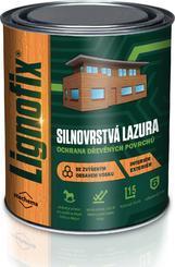 Lignofix silnovrstvá lazura ořech 0,75l