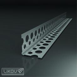 G-LP 0,30/23x23/2500 AL rohová lišta (500m/bal)  401.302325