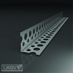 G-LP 0,30/23x23/2000 AL rohová lišta (400m/bal)  401.302320