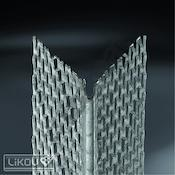 PZ-LPC 3000/LP roh jemný pozinkovaný Catnic (5004) (50ks/bal)  552.30