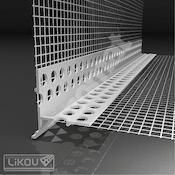 LTDU 2500/VERTEX/lišta s okapnicí (62,5m/bal)  143.25