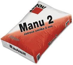 Baumit Manu 2  jádrová omítka 2mm  25kg