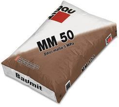 Baumit MM 50 zdící malta 25kg