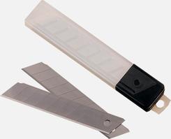 Náhr. čepele-odlam.nůž 18mm (10ks)