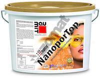 Baumit NanoporTop K 3 škráb. 3mm, (bezpříplatkový odstín)  25kg