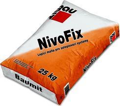 Baumit NivoFix, lepící a vyrovnávací hmota   25kg