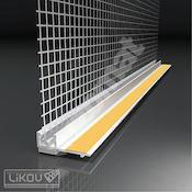 LS-VH 09/1400/VERTEX/lišta okenní začišťovací 9mm (30ks/bal)  152.14
