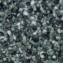 Mramorové kamínky 25kg zelený 3-6mm pro kamenný koberec NEW