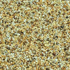 Říční kamínky 25kg ostrý 2-4mm pro kamenný koberec NEW